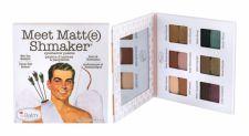 TheBalm Meet Matt(e) Shmaker, akių šešėliai moterims, 9,6g