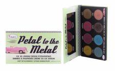 TheBalm Petal To The Metal, akių šešėliai moterims, 10,5g, (Va Va Vroom)