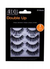 Ardell Double Up, Wispies, dirbtinės blakstienos moterims, 4pc, (Black)