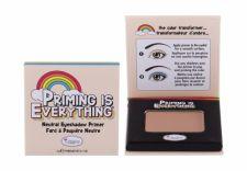 TheBalm Priming is Everything, Mineral Eyeshadow, akių šešėliai moterims, 0,57g, (Neutral)