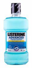 Listerine Mouthwash, Advanced Tartar Control, burnos skalavimo skytis moterims ir vyrams, 500ml