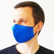 "Veido kaukė ""Mėlyna"""
