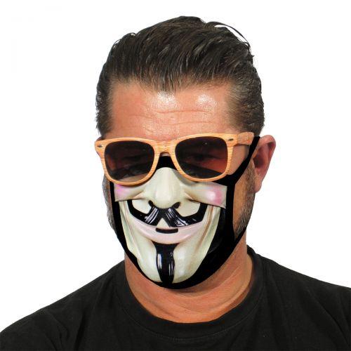 "Veido kaukė ""Vendetta"""