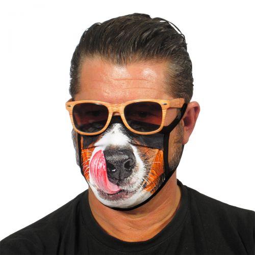 """Veido kaukė """"Šuo"""""""