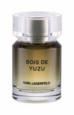 Karl Lagerfeld Les Parfums Matieres, Bois de Yuzu, tualetinis vanduo vyrams, 50ml