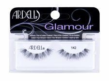 Ardell Glamour, 142, dirbtinės blakstienos moterims, 1pc, (Black)