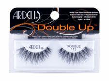 Ardell Double Up, 113, dirbtinės blakstienos moterims, 1pc, (Black)