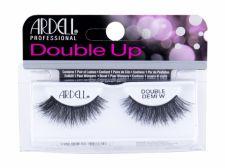 Ardell Double Up, Double Demi Wispies, dirbtinės blakstienos moterims, 1pc, (Black)
