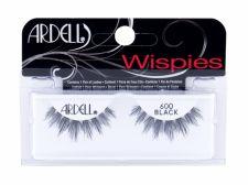 Ardell Wispies, 600, dirbtinės blakstienos moterims, 1pc, (Black)