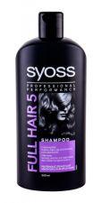Syoss Professional Performance Full Hair 5, šampūnas moterims, 500ml