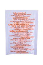 Kallos Cosmetics Professional, Super Fast Bleanching Powder, plaukų dažai moterims, 35g