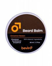 Be-Viro Men´s Only, Beard Balm, barzdos vaškas vyrams, 50ml, (Grapefruit, Cinnamon, Sandal Wood)