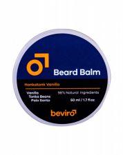 Be-Viro Men´s Only, Beard Balm, barzdos vaškas vyrams, 50ml, (Vanilla, Tonka Beans, Palo Santo)