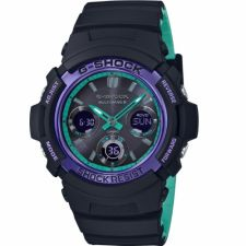 Universalus laikrodis Casio G-Shock AWG-M100SBL-1AER