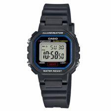 Vaikiškas, Moteriškas laikrodis CASIO LA-20WH-1CEF