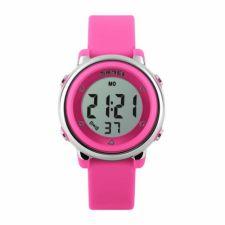 Vaikiškas, Moteriškas laikrodis SKMEI 1100 RS kids rose