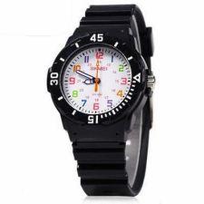 Vaikiškas laikrodis SKMEI AD1043C Kids Black