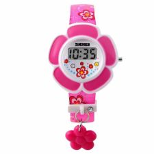 Vaikiškas laikrodis SKMEI DG1144 Rose Gold