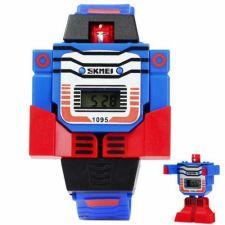 Vaikiškas laikrodis SKMEI 1095 GY Gray