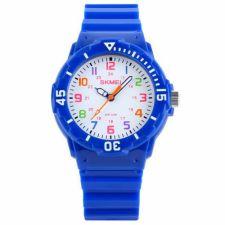 Vaikiškas laikrodis SKMEI AD1043C Kids Dark Blue