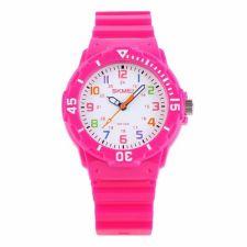 Vaikiškas laikrodis SKMEI AD1043C Kids Hot Pink