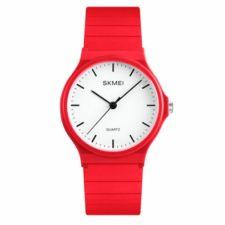 Vaikiškas, Moteriškas laikrodis SKMEI 1419  RD Red