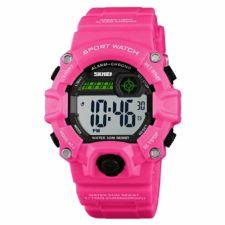 Vaikiškas laikrodis SKMEI 1484 RS Rose Red