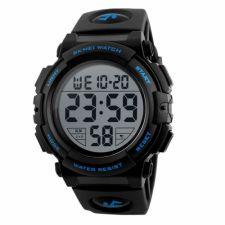 Vaikiškas, Moteriškas laikrodis SKMEI 1266 BU Blue Small Size