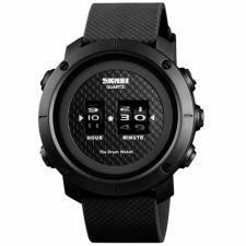 Vyriškas laikrodis SKMEI Drum Roller Watch 1486 PBK Black/Black