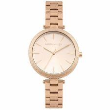Moteriškas laikrodis Karen Millen KM192RGM