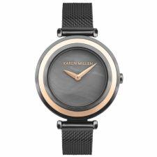 Moteriškas laikrodis Karen Millen KM193RGMB