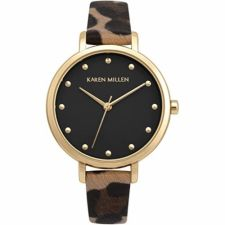 Moteriškas laikrodis Karen Millen KM189TG