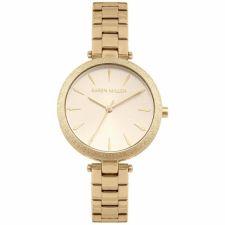 Moteriškas laikrodis Karen Millen KM192GM