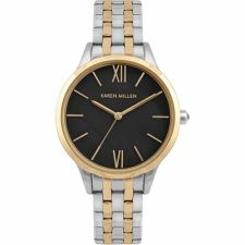 Moteriškas laikrodis Karen Millen KM191SGM
