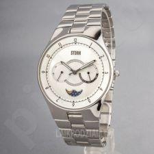 Vyriškas laikrodis STORM Alvas Silver