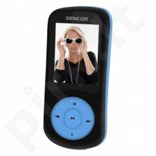 MP3/MP4 grotuvas Sencor SFP 5870 BBU 8GB