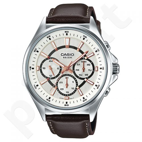 Vyriškas laikrodis Casio MTP-E303L-7AVEF