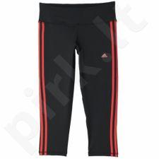 Sportinės kelnės Adidas Basic 3S 3/4 W AJ9372