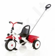 Triratukas HAPYTRIKE RACING white/red