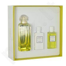 Hermes Le Jardin de Monsieur Li rinkinys moterims ir vyrams, (EDT 100ml + 40ml kūno losjonas + 40ml dušo želė)