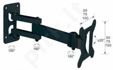 TV wallmount Libox ATENY LB-200 | 17''-32'', VESA 100x100mm, 25 kg, vertical