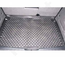 Guminis bagažinės kilimėlis SEAT Altea 2004-2009 black /N34001