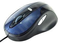 Pelė MODECOM Optinė MC-910 Pilkai juoda