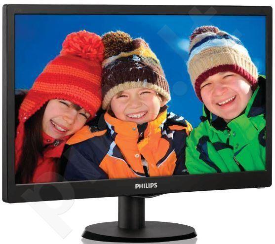 Monitorius Philips V-line 193V5LSB2/10 18.5'' LED, EPEAT Silver, ES 6.0