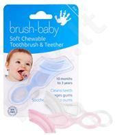 Kramtomasis dantų šepetėlis 'Brunsh baby