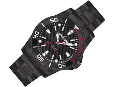 HEINRICHSSOHN Köln HS1015B vyriškas laikrodis