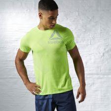 Marškinėliai Reebok One Series Big Logo Triblend M AP4174