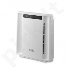 Delonghi Air purifier + Ionizer AC75, 3 fan speeds, Carbon filter, HEPA filer, Washable pre-filter, Timer