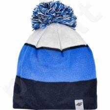 Kepurė  4F Junior C4Z16-JCAM002 tamsiai mėlyna juoda
