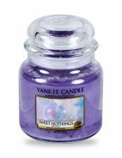 Yankee Candle Sweet Nothings, aromatizuota žvakė moterims ir vyrams, 411g